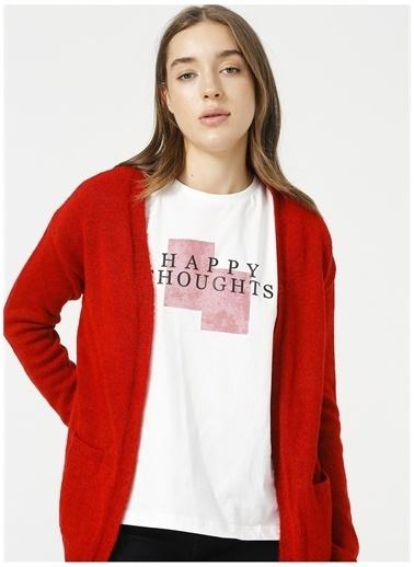 Fashion Friends Hırka Kırmızı